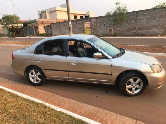 Civic Sedan Lx 1.7 16v 115cv