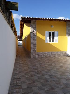 Casa Com Espaço Para Piscina...use Seu Fgts Como Entrada.