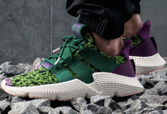 Zapatillas adidas Prophere X Cell Dragon-ball Z