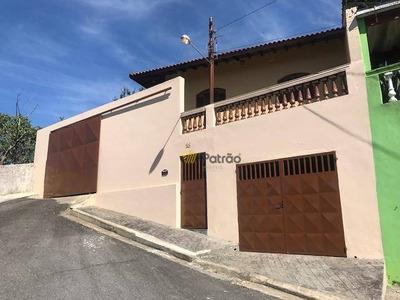Sobrado Com 3 Dormitórios, Sendo 1 Suíte À Venda, 247 M² - Demarchi - São Bernardo Do Campo/sp - So0779