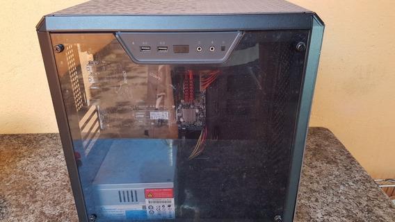 Pc Gamer Ryzen 5 2400g Vega 11 Ssd 240 16gb Ddr4 2400 A320