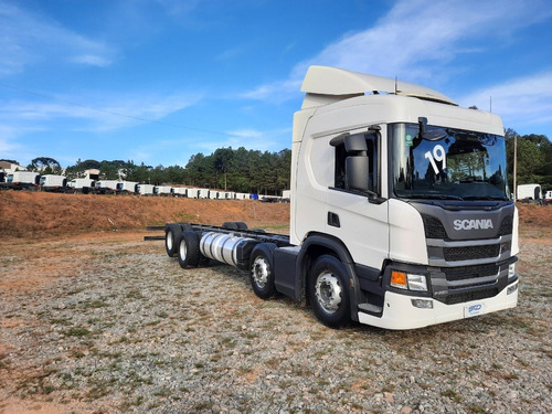 Scania P 280 Bitruck 8x2 2019