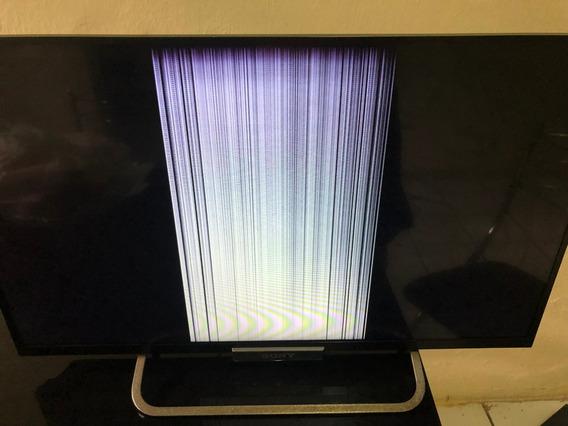 Televisor Led - Cristal Líquido - Sony Kdl32w605a Defeito Te