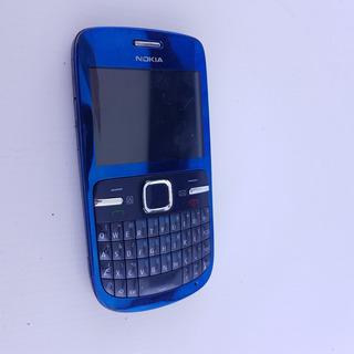 Celular Nokia C3-00 -usado- Funcionando