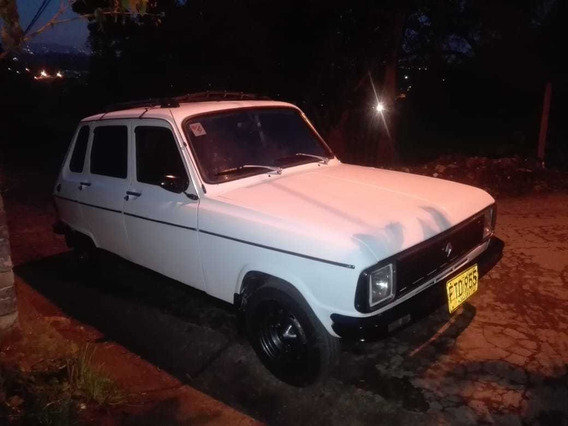 Renault R6 6