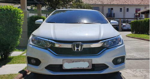 Honda City 2018 1.5 Lx Flex Aut. 4p