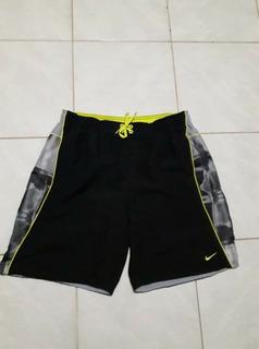 Shorts Nike Talla L No adidas Puma Under Armour Reebok Asics