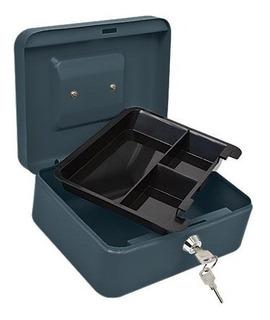 Caja De Dinero 3 Separadores 20 X 9 X 16 Cm Hermex 43074