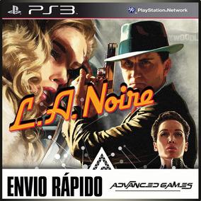 La Noire - Estilo Gta - Jogos Ps3 Psn Midia Digital