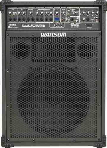 Ciclotron Multi D700 Caixa Amplificada Multiuso De 175w Rms