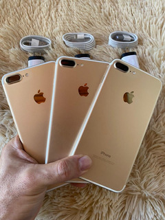 iPhone 7 Plus 32gb Vitrine C/ Nota Fiscal.