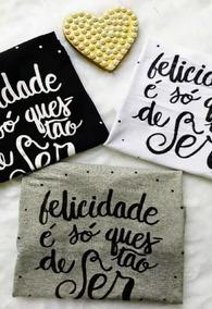 Kit Com 3 Blusas Lindas