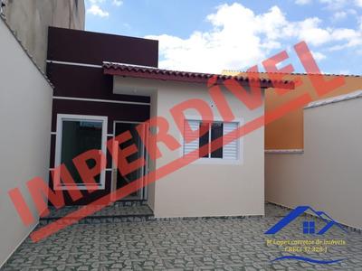 Casa Com 3 Dorms, V. Carmela Guarulhos, Financia Pela Caixa.