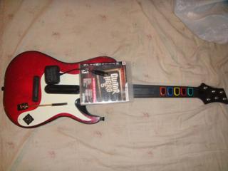 Ps3 Guitarra Guitar Hero 5 Ps3
