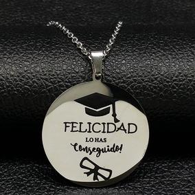 a57f0a8fb8ed Cadenas Para Graduaciones - Relojes y Joyas en Mercado Libre Chile