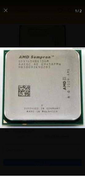Processador Amd Sempron 145 2.8ghz Socket Am2+/am3 Usado