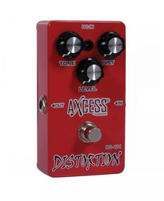 Pedal Axcess Distortion Gianini
