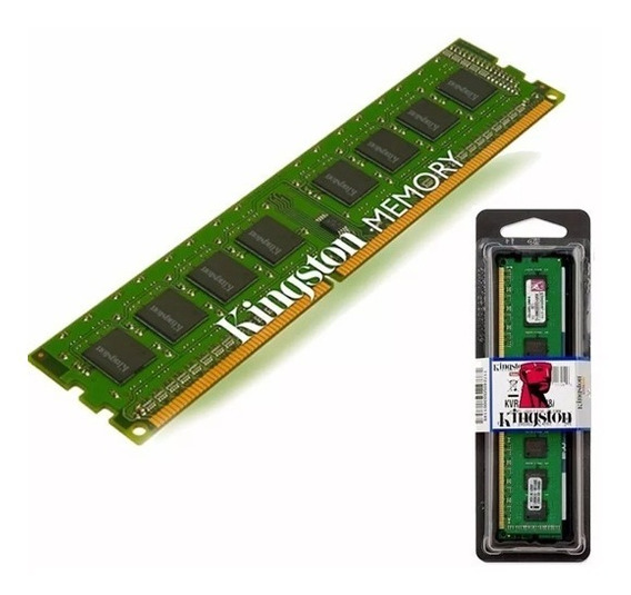 Memoria Ram Pc Kingston Ddr4 8gb 2400mhz Blister 8192mb