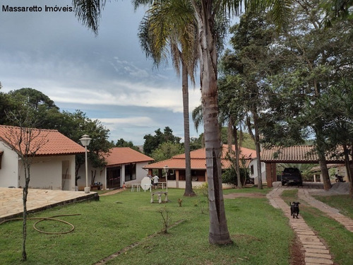 Imagem 1 de 23 de Chácara - A Venda - Itatiba - Ch00065 - 69587362
