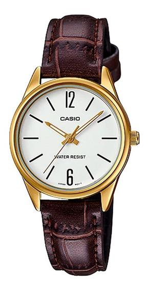 Relógio Casio Feminino Ltp-v005gl-7budf
