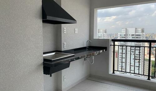 Apartamento À Venda Em São Paulo/sp - Vertiz-ta1-988397