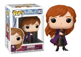 Funko Pop Frozen Ii Anna -582-