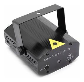 Mini Projetor Holográfico Laser Com Desenhos Exclusivos