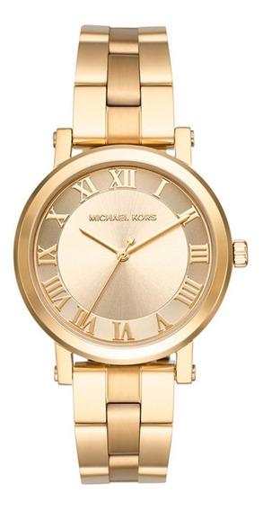 Relógio Michael Kors Runway Analógico Feminino Mk3560/4dn