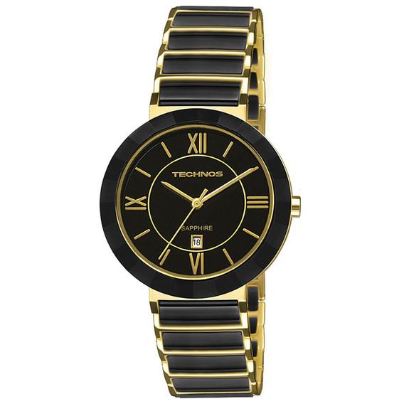 Relógio Technos Feminino Sapphire 2015ce/4p.