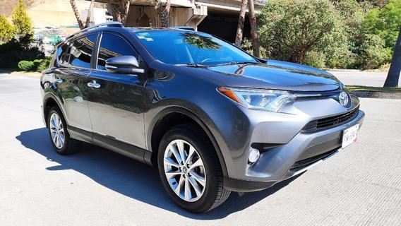 Toyota Rav4 2016 Limited 4x4 27,000 Km Espectacular Crédito
