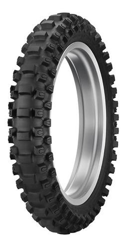 Cubierta Dunlop 120 80 19 Enduro Mx3s Blando Rider Pro