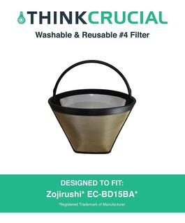 Zojirushi Fresh Brew Jarra Térmica Filtro Para Cafetera