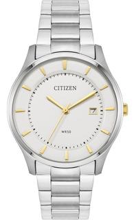 Reloj Citizen Hombre Bd0041-54b 54e 89a Acero Promo 30% Desc
