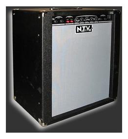 Amplificador Nativo B110 P/ Bajo Parlante 15 Pulg
