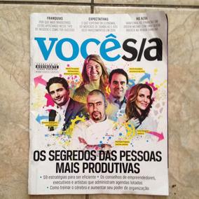 Revista Você S/a 210 Jan2016 Segredos Das Pessoas Produtivas