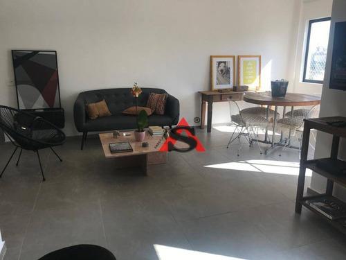 Apartamento Com 2 Dormitórios À Venda, 86 M² Por R$ 750.000,00 - Vila Olímpia - São Paulo/sp - Ap39547