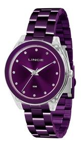 Relógio De Pulso Lince Lrv4431p L1lx