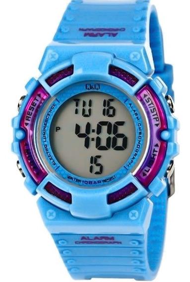 Relógio Q&q Feminino Original Garantia Nota M138j005y