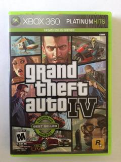 Grand Theft Auto 4 Xbox 360 Envío Gratis