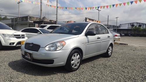 Hyundai Accent 2007 1.4 Gls 5 P