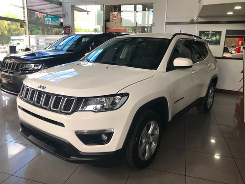 Jeep Compass Longitude At 2020
