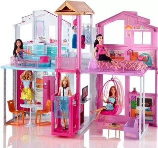Toybox - Barbie Casa De Campo