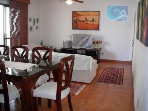 Imagem 1 de 17 de Apartamento À Venda - Praia Das Pitangueiras - Guarujá. - Ap2174