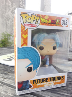 Funko Pop Future Trunks #313
