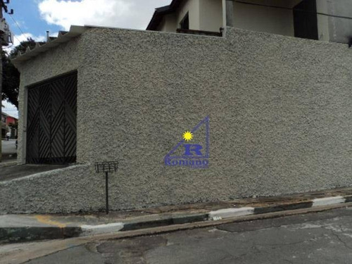 Casa Residencial À Venda, Parque Residencial Oratorio, São Paulo. - Ca0041