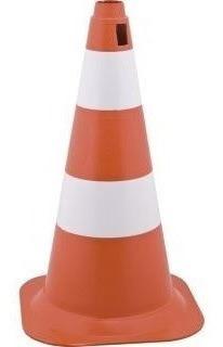 Cono De Señalizacion 75cm Naranja Poliet - Ynter