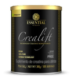 Crealift Creatina Creapure 300g Essential Nutrition