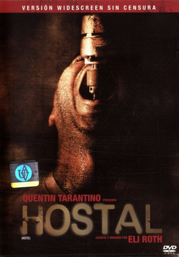 Hostal ( Hostel ) Dvd Original