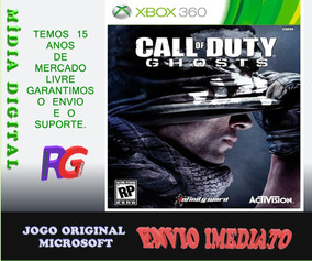 Call Of Duty Ghosts Xbox 360 Roraima Games
