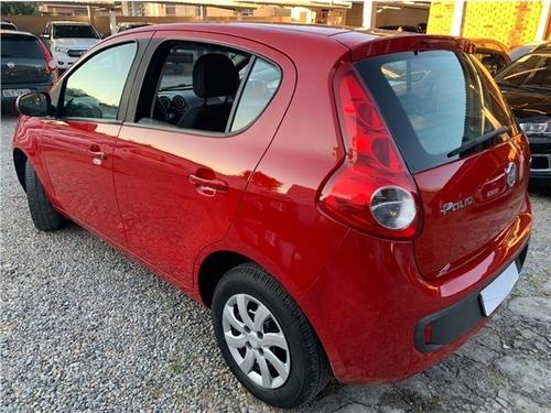 Imagem 1 de 6 de Fiat Palio 1.0 Mpi Attractive 8v Flex 4p Manual